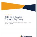 Data-as-a-Service | BrightPlanet