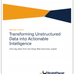 Unstructured Data | BrightPlanet